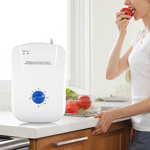 Image 3 - Генератор озона 220 В, стерилизатор воздуха, очиститель воды, очистка фруктов, овощей, приготовление воды, озонатор, ионизатор