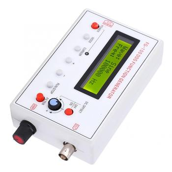 Signal Generator FG-100 DDS Function Signal Generator Good Accuracy Frequency Counter 1Hz-500kHz fast arrival sg1638l function waveform signal generator counter 0 02hz 3mhz ac 220v with digital display