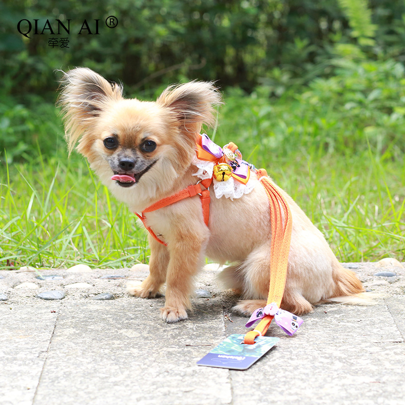 015 Chest And Back Dog Rope Dog Hand Holding Rope Chest And Back With Small And Medium Hand Holding Rope Pet Dog Dog Supplies