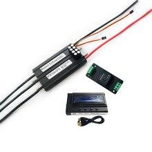 ماي تيك 300A ESC وحدة تحكم سرعة لوحة التزلج الكهربائية عالية الجهد 14S 58.8 فولت ESC لديي Efoil Hydrofoil مع بطاقة بروجكارد