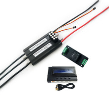 Maytech 300A ESC Electric Surfboard Speed Controller High Voltage 14S 58.8V ESC for DIY Efoil Hydrofoil with Progcard