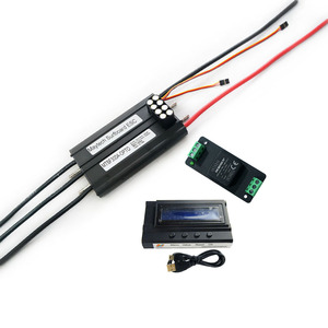 Image 1 - Maytech 300A ESC Electric Surfboard Speed Controller High Voltage 14S 58.8V ESC for DIY Efoil Hydrofoil with Progcard