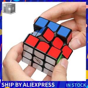 Image 3 - QiYi Valk3 Standard/Valk3 puissance/Valk3 puissance M magnétique vitesse Puzzle Cube professionnel drôle Cube jouet éducatif pour les enfants