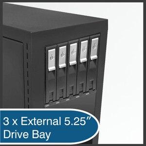 Image 2 - Uneatop boîtier interne pour disque dur SATA 3,5 pouces, sans transfert à chaud, pour disque dur SATA 3,5 pouces