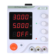 30V 10A Adjustable Power Supply Mini DC Voltage Current Voltage Regulator 220V 110V Input Led Digital Display Lab Power Supply цены онлайн