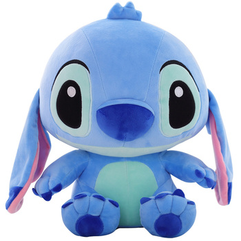 1 ud. De 35-65CM, juguete para niños famoso, Kawaii Stitch, muñeca de felpa, juguetes de Anime Lilo y Stitch, lindos juguetes Stich para niños, regalo de cumpleaños