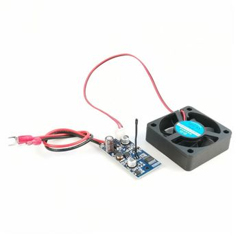 1Set DC6-70V Cooling Fan Intelligent Temperature Control Module Chassis Cooler 3 Speed Adjustable for Computer PC 1355a124 radiator cooling fan control unit module for 02 06 mitsubishi lancer
