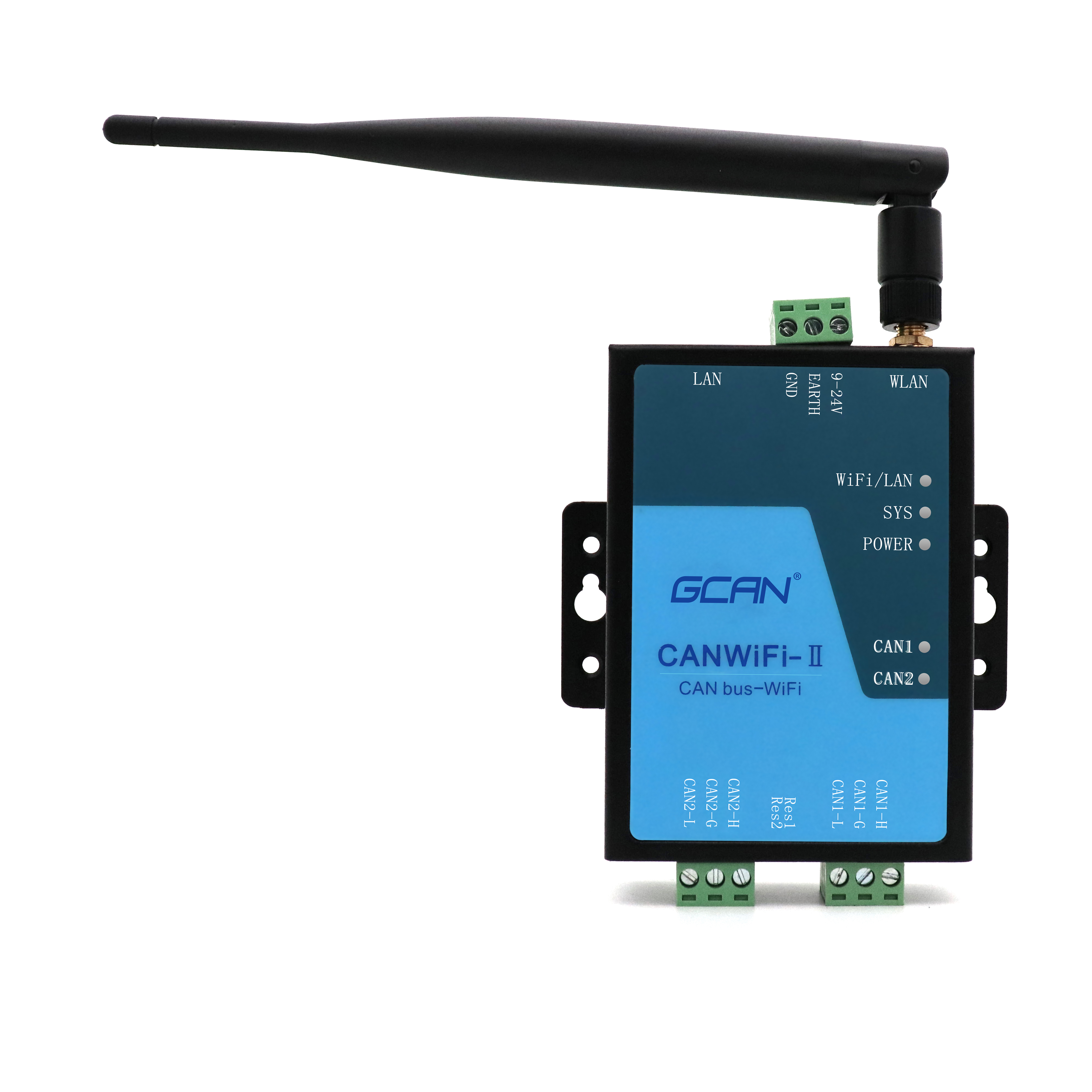 Wifi Relay Module GCAN Wifi To CAN Bus Gateway,multi Sim Gsm Gateway With Duble Channel CAN Wifi Module Wireless Bridge For Sale