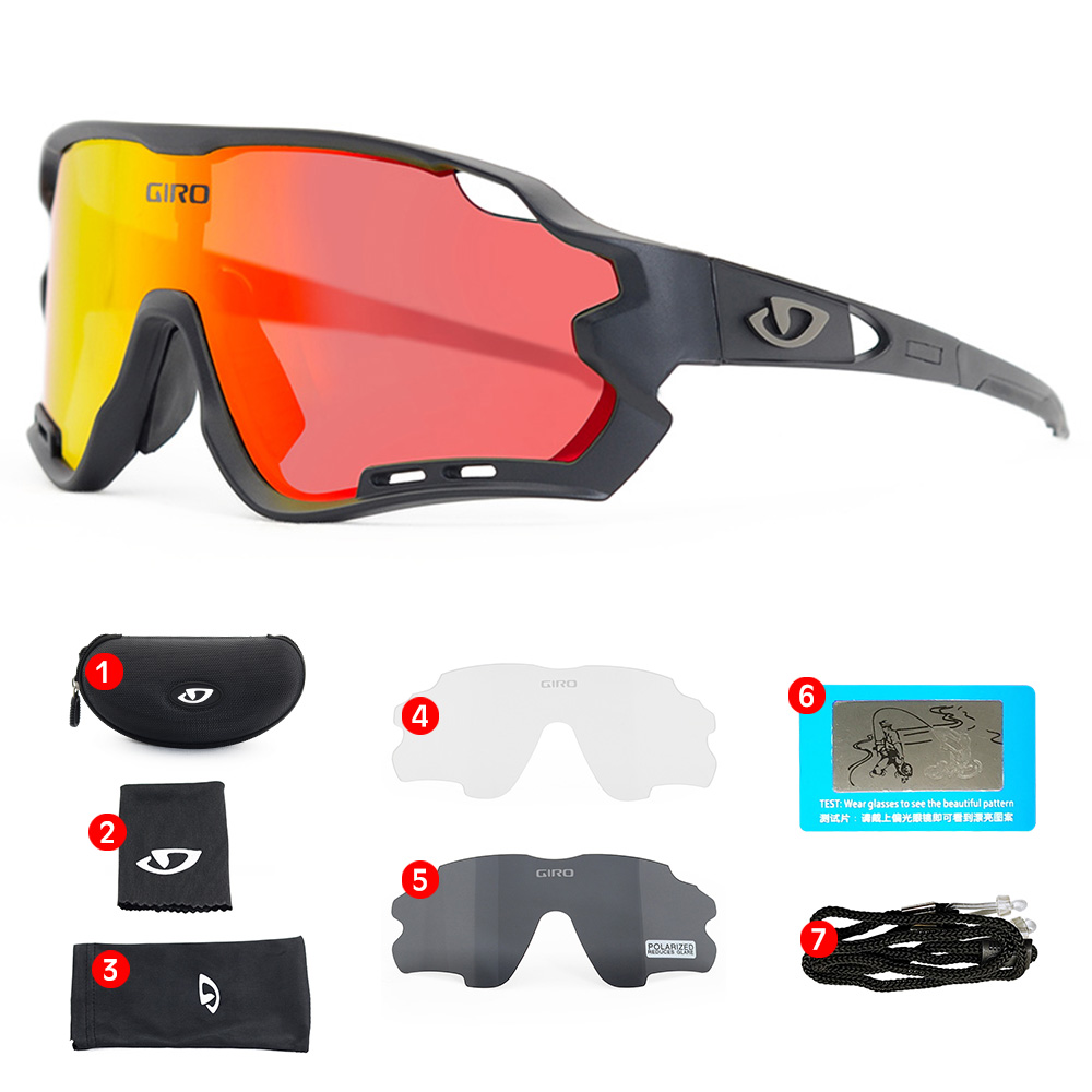 Cycling Sunglasses Men Women MTB Bicycle Bike Eyewear Goggles Photochromic Glasses Sunglasses UV400 Polarized Cycling Glasses
