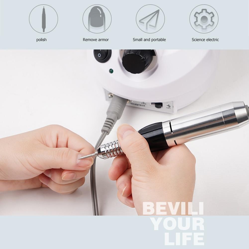 lixadeira unhas eletrica pedicure manicure kit 01