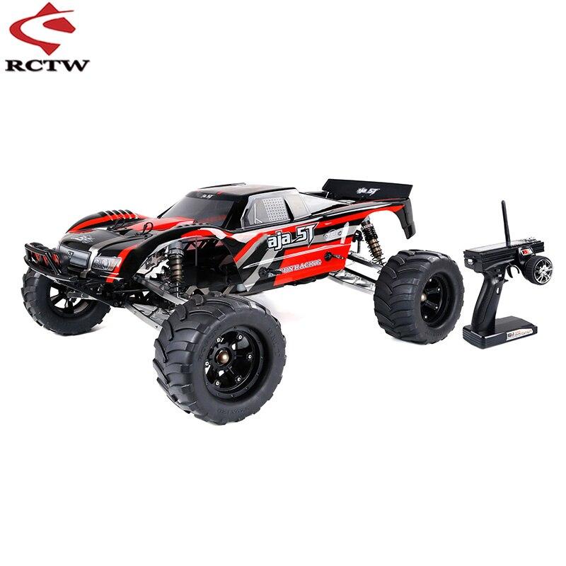 45cc Single-cylinder Air-cooled 2-stroke 4-Bolt Gasoline Engine 2WD RC Car Monster Toys Truck for ROFUN BAHA ROVAN BAJA 5T-MAX