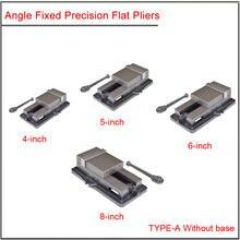 4 дюймовые 5 6 точные тиски с поворотным нижним сиденьем тяжелые
