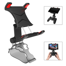 For Nintend Switch PRO Game Controller Clip Clamp Mount Holder Switch Pro Controller handle bracket for Switch Pro controller