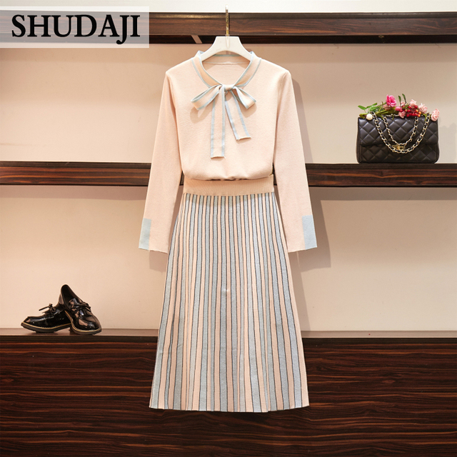 Suit skirt two-piece for women 3