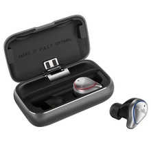 RU Mifo O5 TWS Mini Bluetooth 5.0 Wireless In-Ear Earbuds Waterproof Earhones 3D Stereo Sound Earphones with charging box