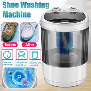 Shoes Dryer-Machine Cleaner Washer Portable Single-Tube Household And for Uv-Bacteriostasis