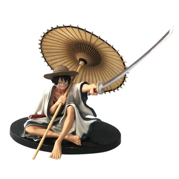 Figura de Monkey D. Luffy V.2 (15cm) Figuras de One Piece Merchandising de One Piece