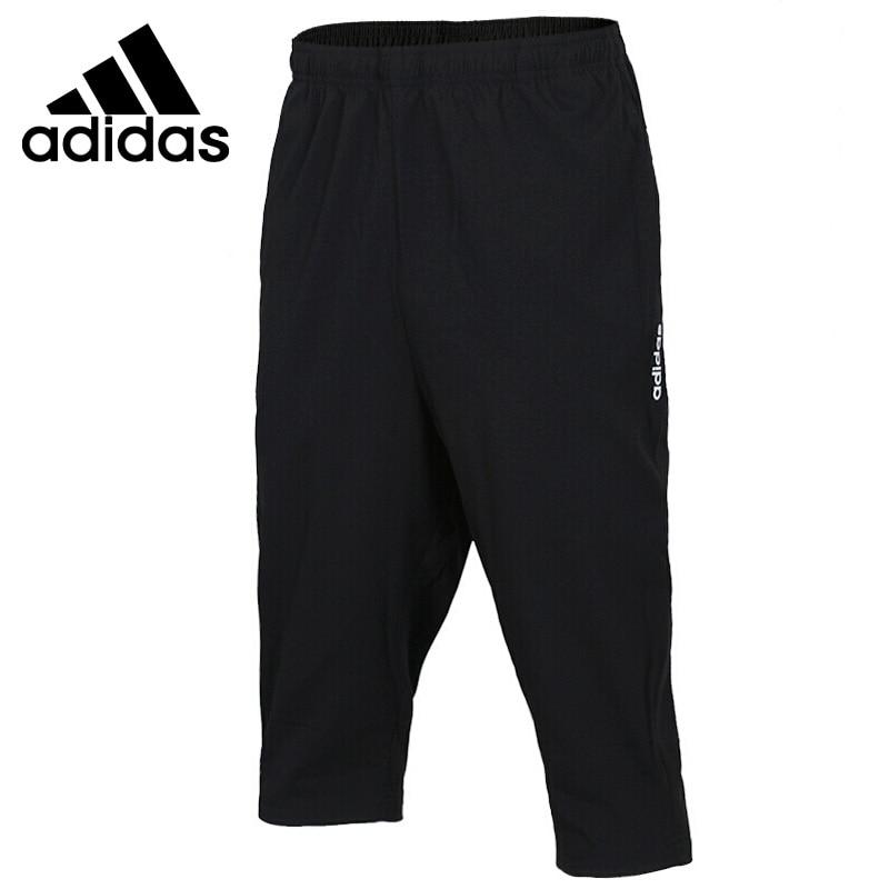 Original New Arrival  Adidas E PLN 3/4 WVN Men's Shorts Sportswear