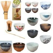 Retro bambu natural matcha colher ferramentas de chá japonês chá cerimônia ferramentas matcha chá medida