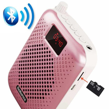 Microphone Voice-Amplifier Portable for Teaching K500/Microphone/Bluetooth/.. Usb-Charging