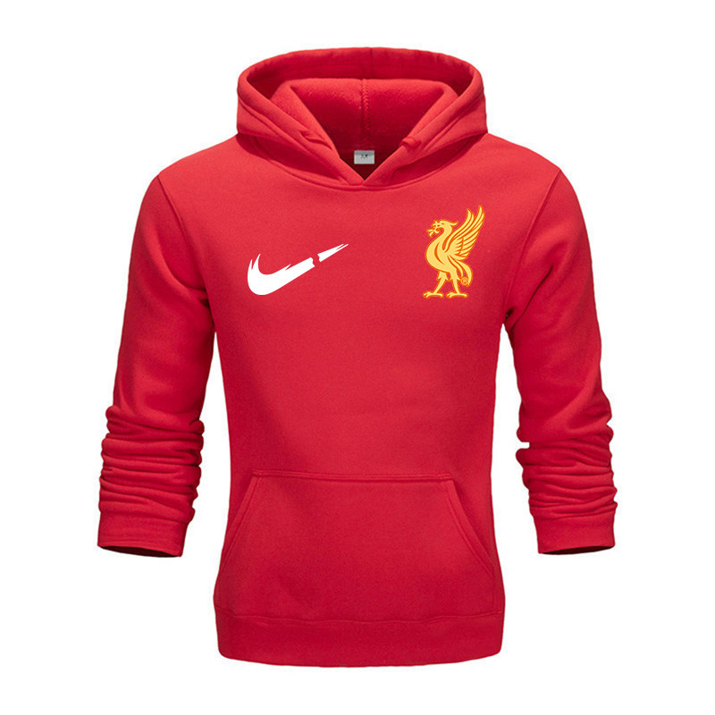 2019 Hot Fashion Style Liverpool Personality Coat Printing Figure Men And Women General High-quality Jacket Sweatshirt Hoodie