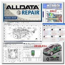Alldata 2021 Heißer Verkauf Alle Daten Software Mit ../Chell Daten 3,45 ATSG 2017 Lebendige Werkstatt 2018 Atris Elsawin neueste Version 1TB HDD