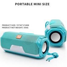 TG43Wireless Bluetooth Speaker Bluetooth Speaker Soundbar Radio Outdoor Convenient