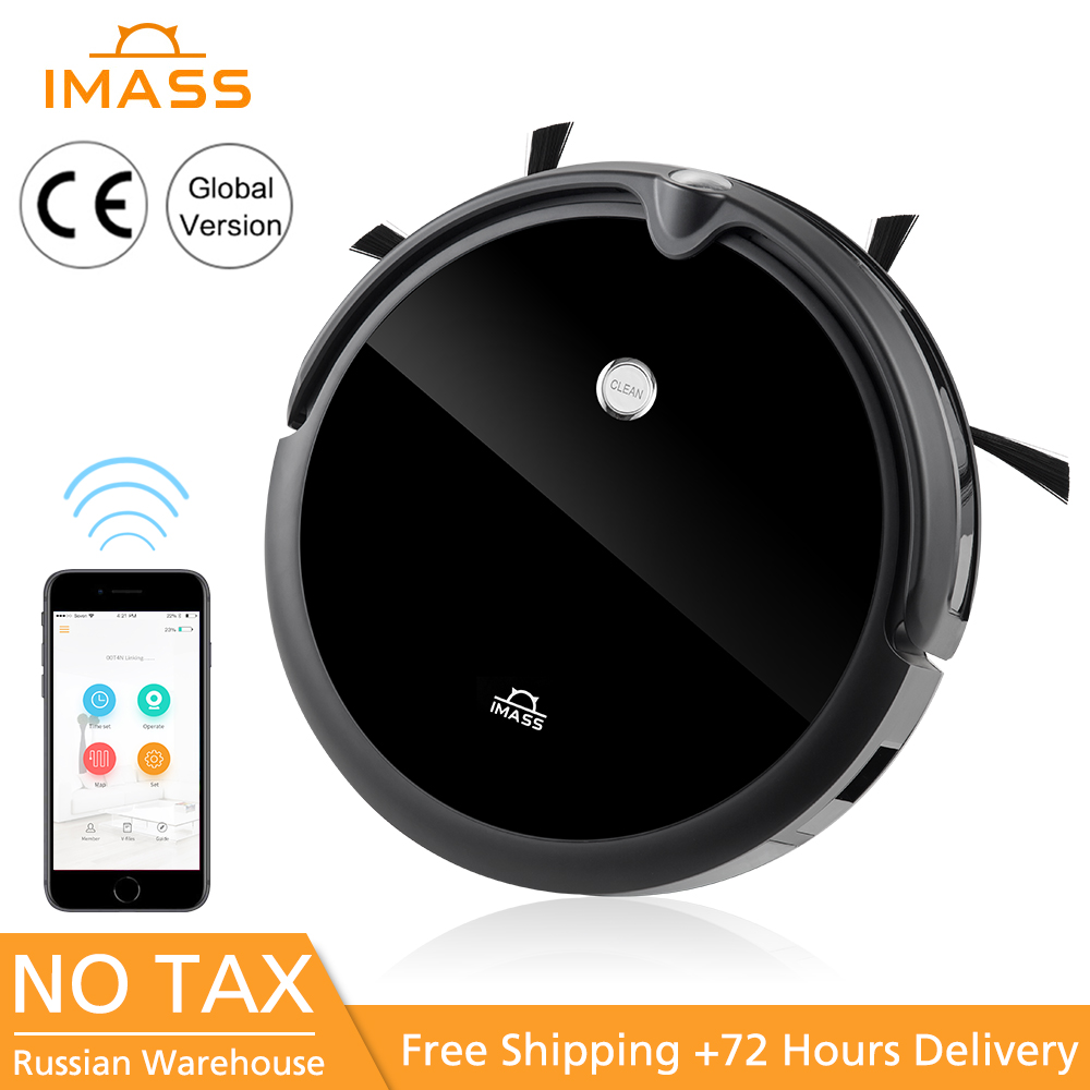 IMASS APP Planning Sweeping Robot Household Cordless Vacuum Cleaner Floor Cleaning Robot Smart Vacuum Cleaner Cleaning Appliance