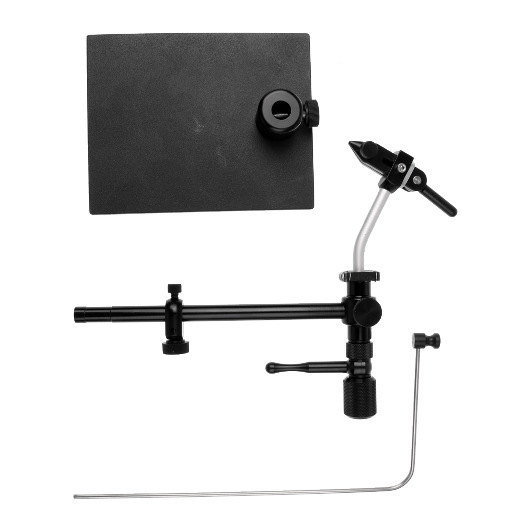 Traveler Fly Tying Vise Tackle Kit Compact Fly Tying System For Fly Fishing