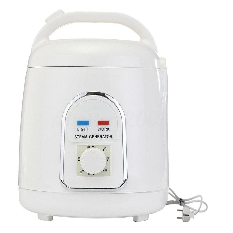 1.8L Home Sauna Spa Steamer Steam Generator for Portable Sauna Tent Body Therapy EU Plug