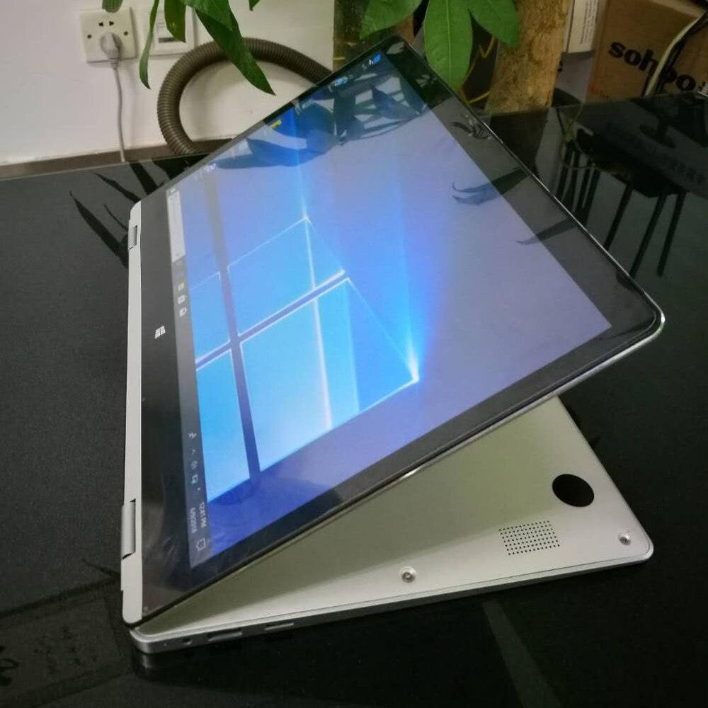 Новый высококачественный игровой ноутбук Pro, экран 13,3 дюйма, процессор Intel Core 10, два ядра, 8 ГБ + 128 ГБ