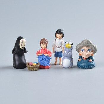 Аниме фигурки Унесенные призраками наборы 1