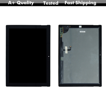 For Microsoft Surface Pro3 Pro 3 (1631) TOM12H20 LCD Display Digitizer Touch Screen Panel Glass Assembly For Pro3 LCD Display