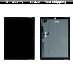 Voor Microsoft Oppervlak Pro3 Pro 3 (1631) TOM12H20 Lcd-scherm Digitizer Touch Screen Panel Glas Montage Voor Pro3 Lcd Display