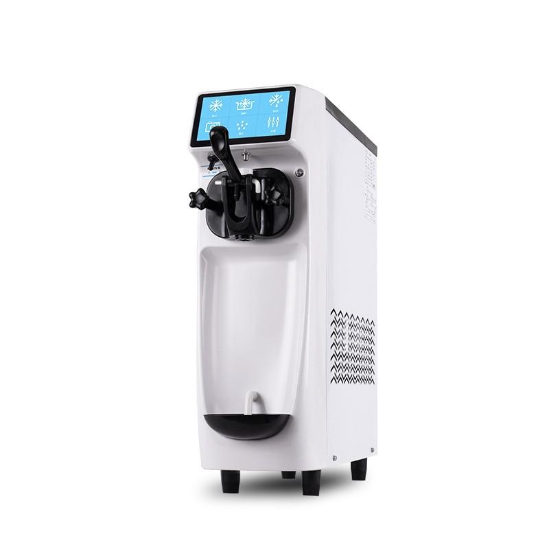 Ev Aletleri'ten Dondurma makinesi'de Fabrika doğrudan yeni dondurma makinesi yedi gün hiçbir temizleme küçük ticari buz dondurma makinesi yumuşak dondurma makinesi title=