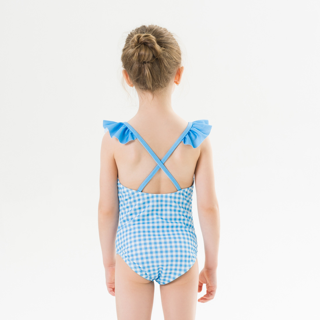 Hot Selling CHILDREN'S Swimsuit Baby One-piece Swimming Suit 2020 New Beachwear Europe And America