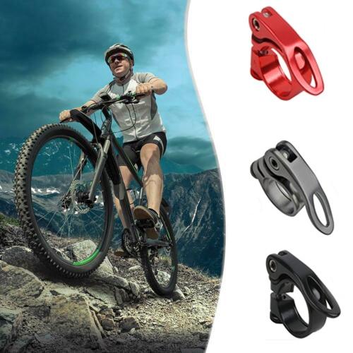 Seatpost Clamp Saddle Seat Post Quick Release MTB Bike Road Bike Casual Bike 31.8mm Aluminum Alloy
