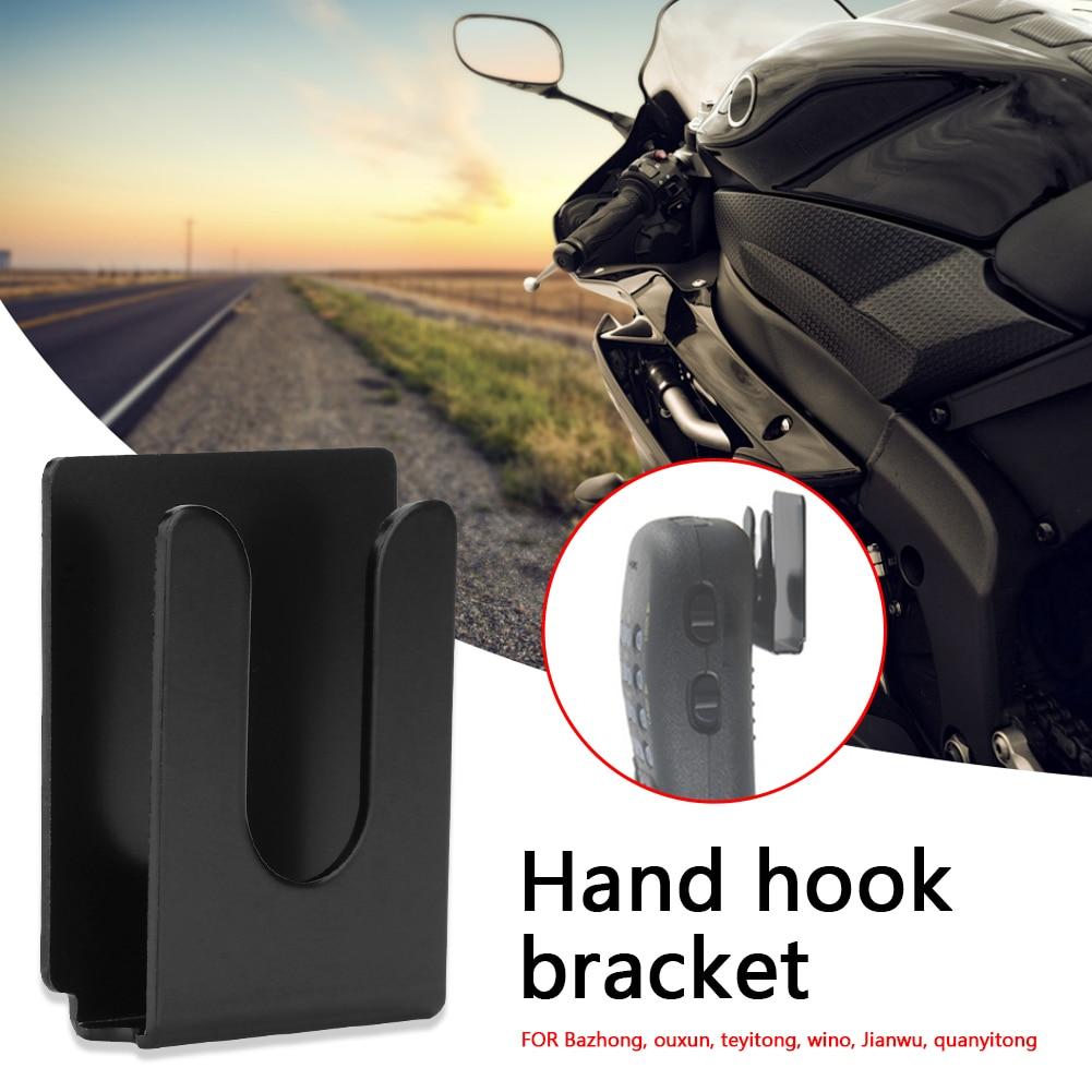 3M Metal Hook Hand Microphone Hanger Bracket Car Platform Outdoor Anti-resistance Repairing Parts fo