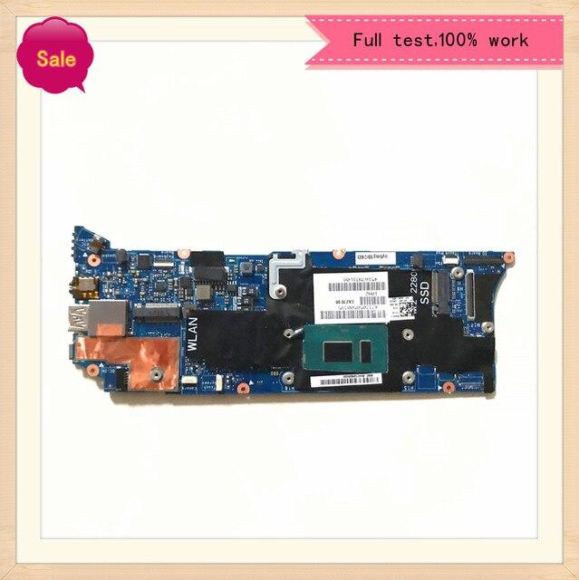 For Dell XPS-13 9360 Original Mainboard LA-D841P Laptop Motherboard 8GB-RAM Notebook I7-7500U 1
