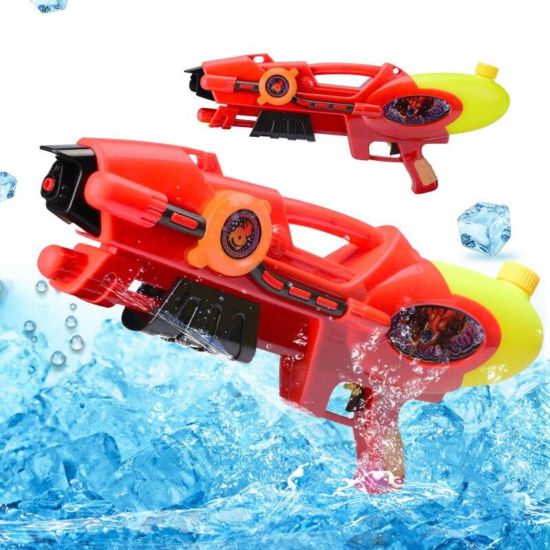 New Large High Pressure Water Gun Drifting Water Beach Toys Outdoor Games Spray Guns Adult Children Water Gun