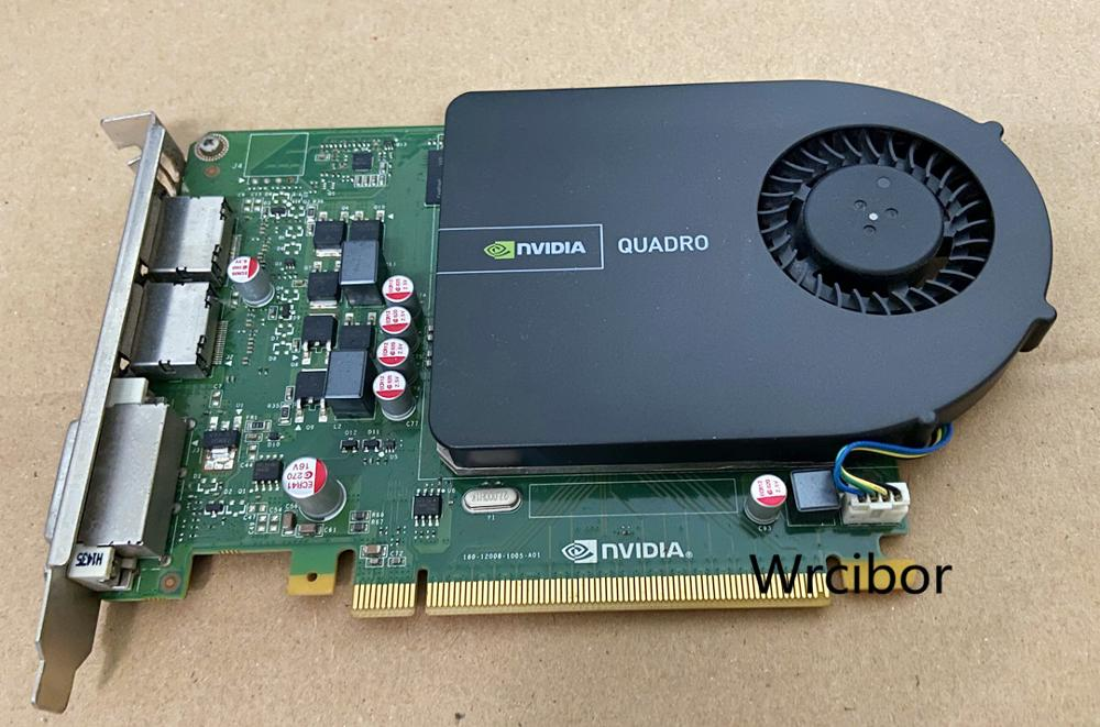 Nvidia Quadro 2000 1GB GDDR5 PCI-e X16 Graphics Video Card