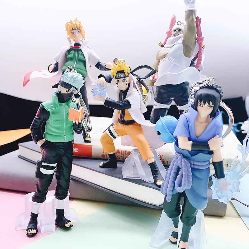Figurine Anime porte-clés une pièce Choba figurine Anime Yoys porte-clés PVC porte-clés porte-clés unisexe modèle meilleurs cadeaux