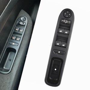 Image 1 - 新左翼フロント自動車電動ドア制御ガラスフレームライザー 6554.KTプジョー 307 307CC 307SW 2000 2007