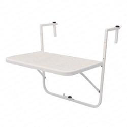 Balkon Hängen Tabelle Geländer Metall Schmiedeeisen Hängenden Garten Tisch Klapptisch Europäischen Einfache Mini Wand Hängen Tabelle