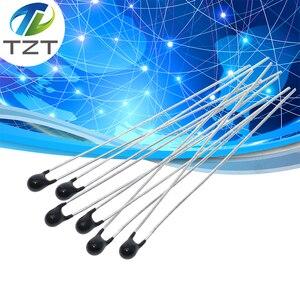 TZT 20PCS NTC Thermistor Thermal Resistor MF52 NTC-MF52AT 1K 2K 3K 4.7K 5K 10K 20K 47K 50K 100K 5% 3950B 1/2/3/4.7/K Ohm R