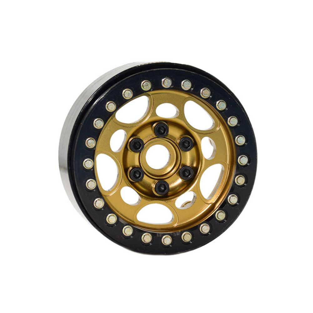 محور عجلات تعديل لعبة Accessorize معدن دائم خفيفة الوزن سبائك الألومنيوم محاكاة استبدال سهلة التركيب ل SCX10