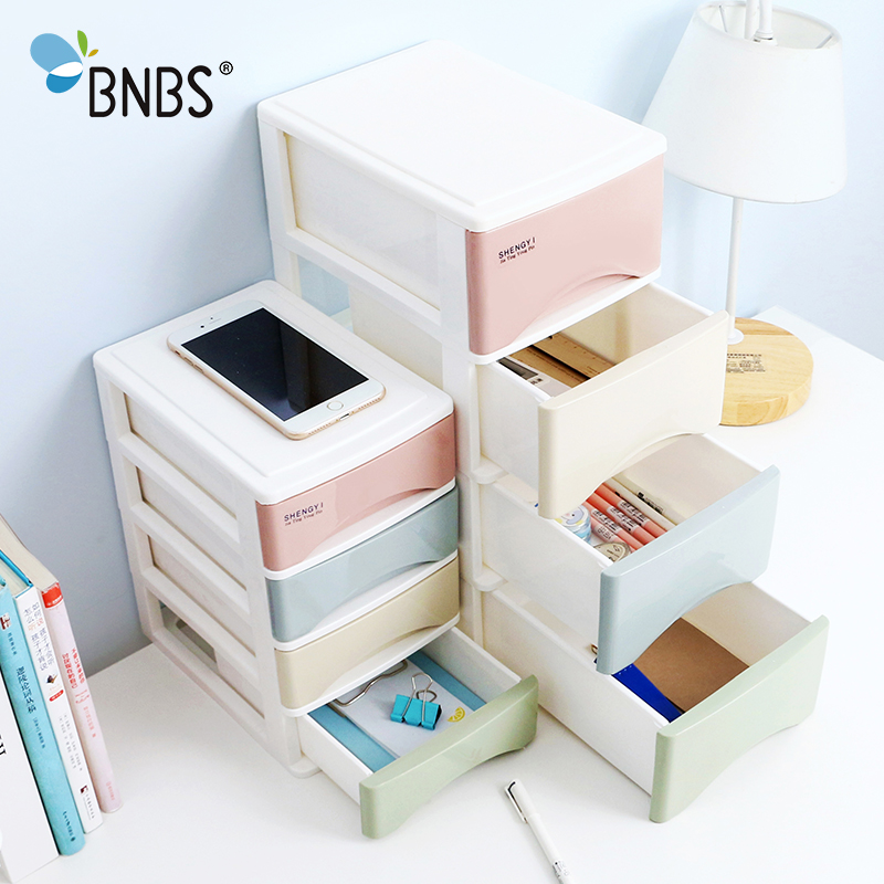 Storage Cabinet Drawer Cosmetics Makeup Stationery Toys Organizer Plastic Chest Of Organiser Drawers Books Clothing Storage Box