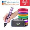 3d Ручка  1 75 мм PLA нить  рождественский подарок  подарок на день рождения детей  креативная 3d Ручка
