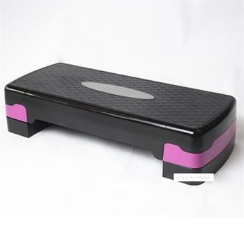 ZL 1013 PP Aerobic Step Fitness Pedal Antiskid Aerobic Pedal Small Bodybuilding Body Step Springboard