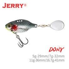 Спиннинговая рыболовная приманка jerry dory металлическое лезвие